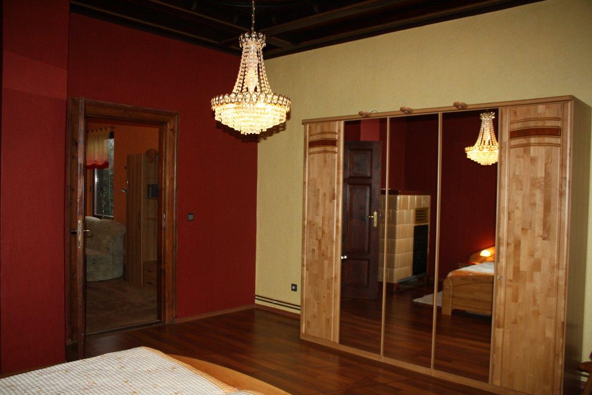 ferienwohnung altes forsthaus – fewo in wernigerod am harz, Schlafzimmer entwurf